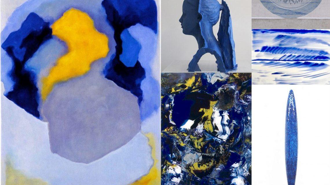 Collage einiger Exponate - Bild: Galerie Rother Winter
