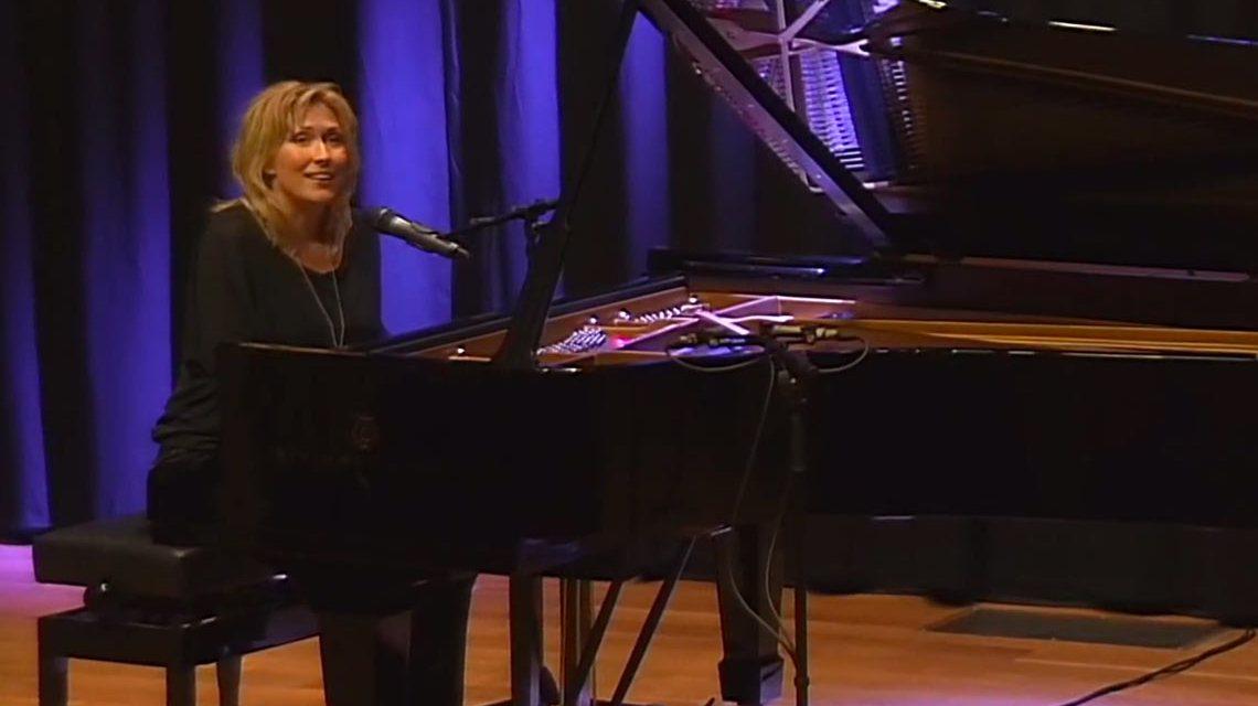 Meike Garden, aus Ihrem Medley auf YouTube. Bild: House of Music Trier