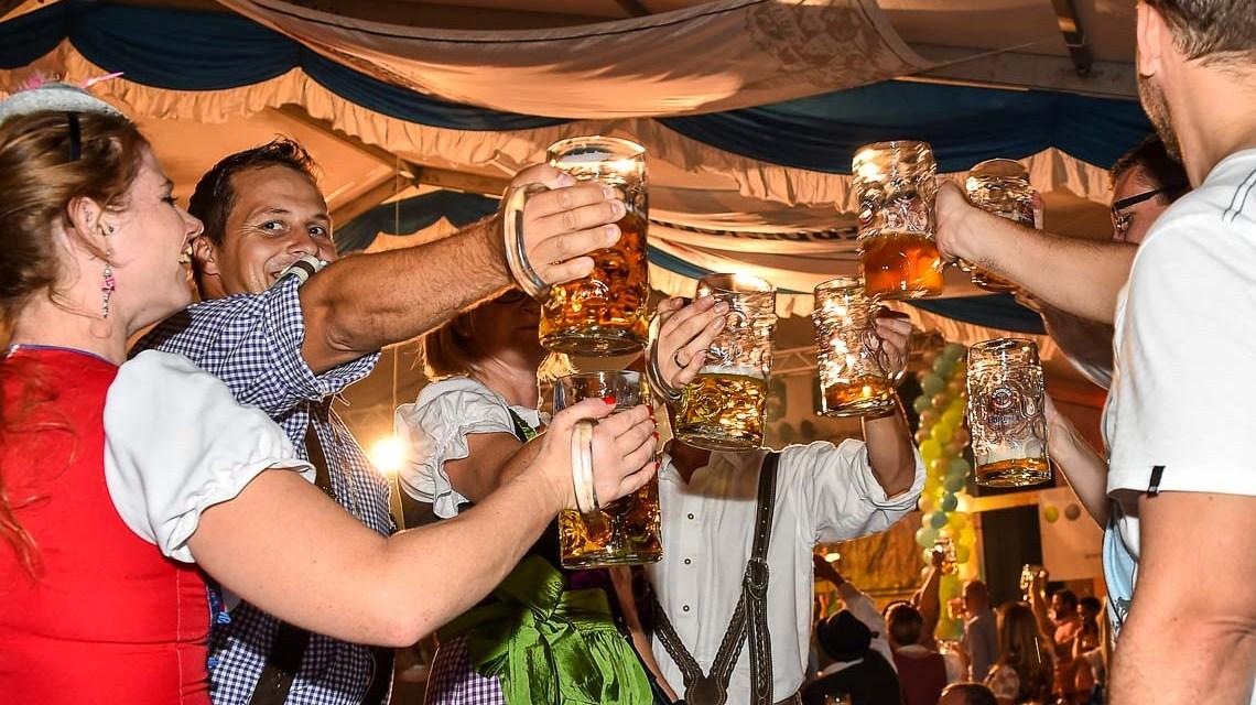 Oktoberfest, der Auftakt ist gelungen