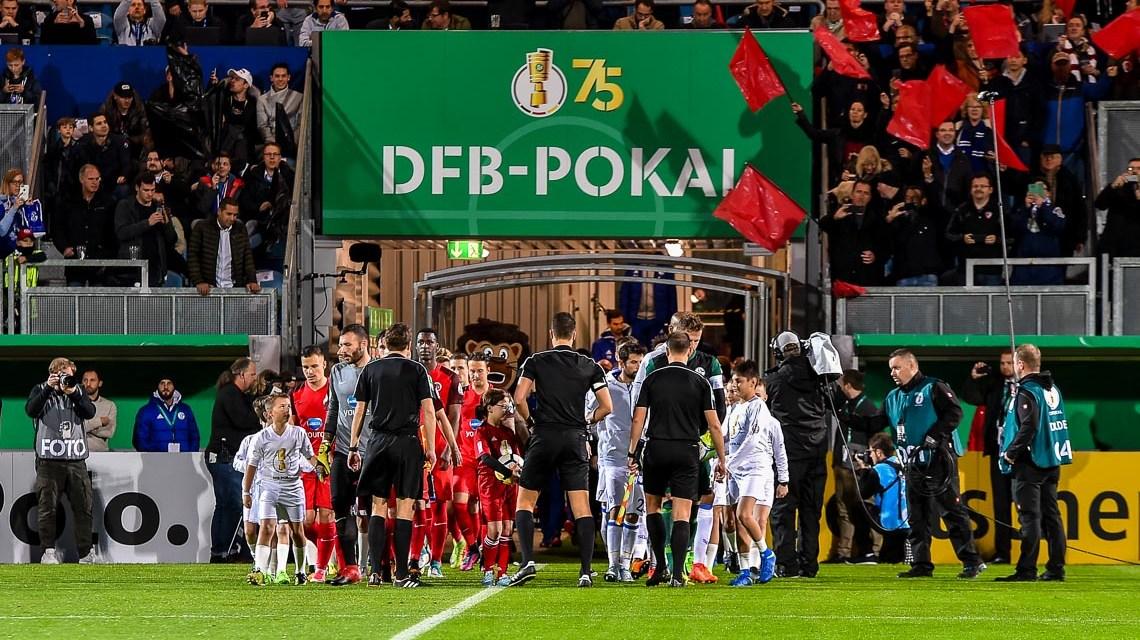 Schalke, für Wiesbaden eine Nummer zu groß