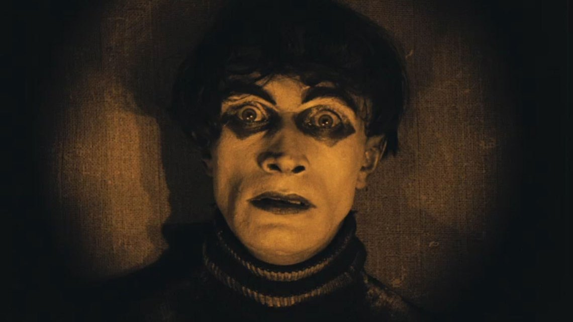 "Stummfilm Klassiker ""Cabinet des Dr. Caligari"" Bild: ©2017 Caligari"