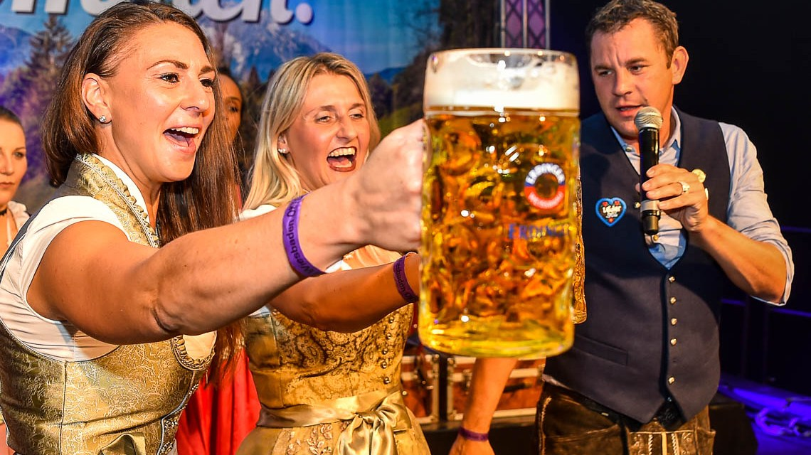 Wiesbaden wählt die Miss Dirndl 2017