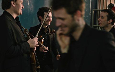 """Szenenfoto aus """"4 - Der Film"""" ©2017 Kutschinski Filmproduktion"""