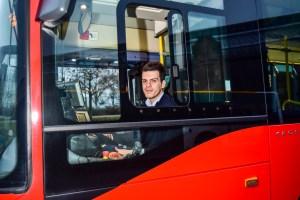 Speredon F., Busfahrer ©2017 Volker Watschounek