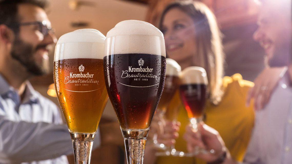 Korbmacher verlost für Dich und fünf Freunde eine Bier-Verkostung in in der Traditionsbrauerei Krombach. ©2017 Volker Watschounek