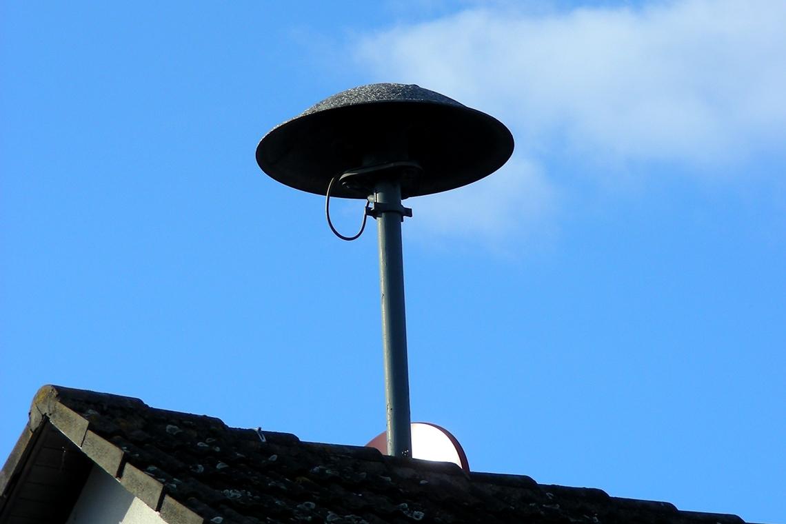 Sirenenalarm Wiesbaden