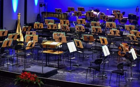Kammerkonzert im Foyer des Hessischen Staatstheater ©2018 Volker Watschounek