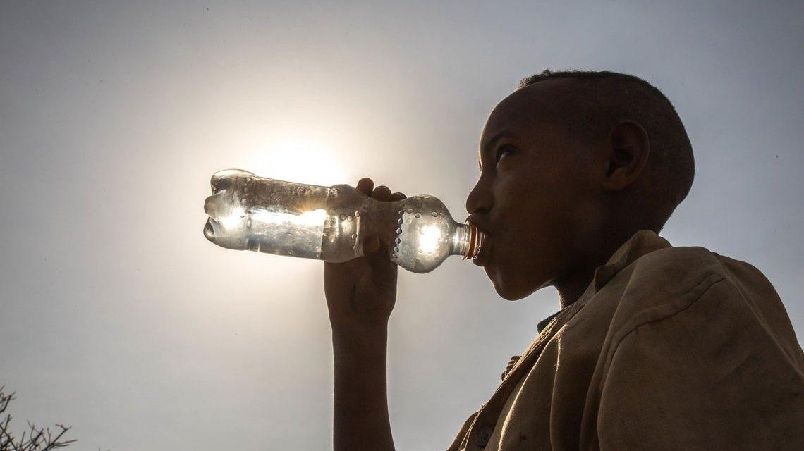 Wasser, nicht überall ist Wasser so frei verfügbar wie in Deutschland. ©2018 Unicaef