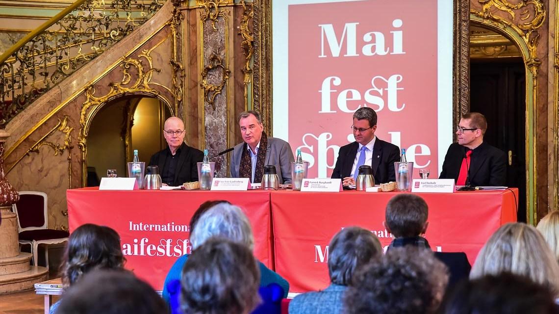 Internationale Maifestspiele: Ein Fest voll Lust und Freude