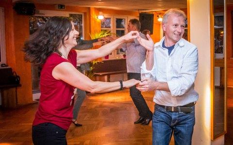 Tanzkurs in der Tanzschule Hohmann. ©2018 Sascha Hohmann