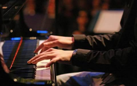 """Klavierabend, Studierende der Wiesbadener Musikakademie präsentieren """"Frühlingsrauschen"""" ©2019 WMK"""