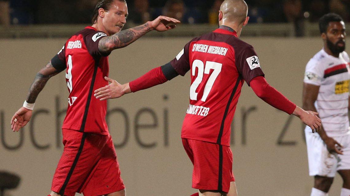 Heimsieg: Wehen Wiesbaden ist nicht zu stoppen