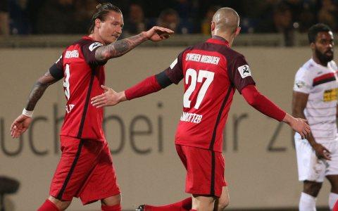Fußball | 3. Liga | 29. Spieltag |SV Wehen Wiesbaden - Rot Weiß Erfurt | 4:2 ©2018 Wiesbaden lebt!