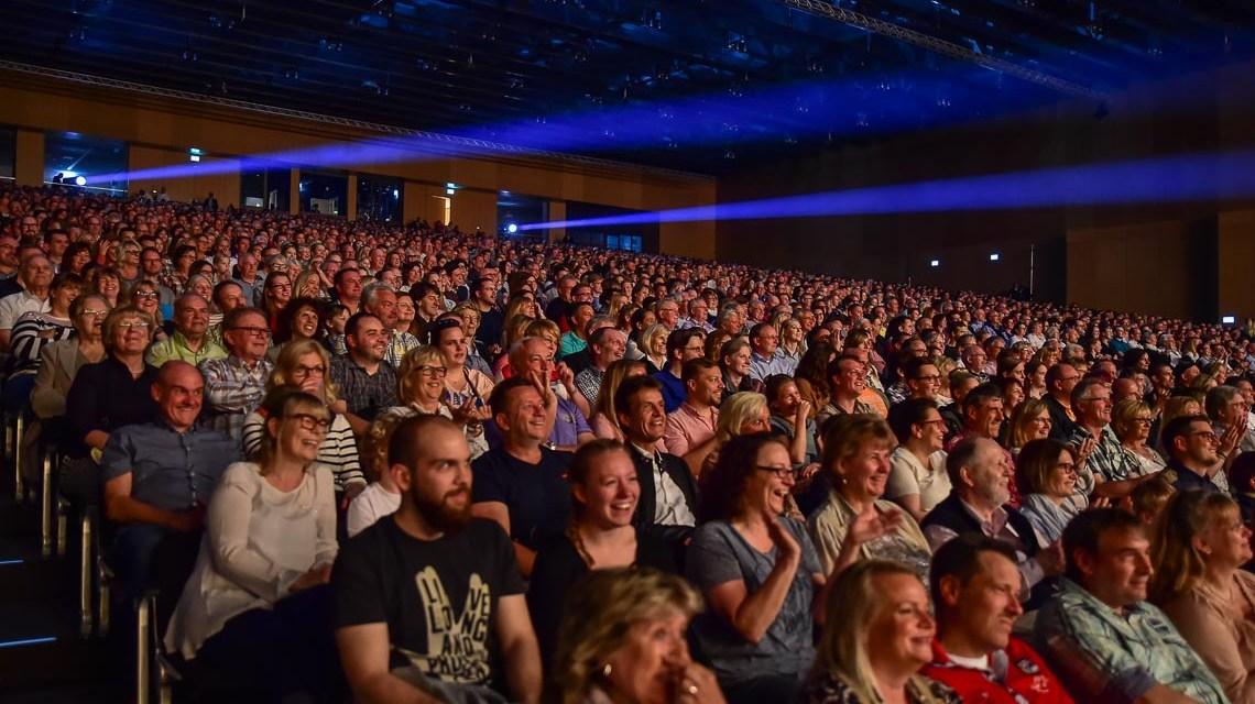 Die magische Welt der Ehrlich-Brother fasziniert Wiesbaden