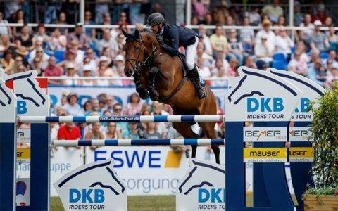 Holger Wulschner beim Großen Stadt der Landeshauptstadt Wiesbaden auf Catch Me T. ©2018 Archivfoto Sportfotos Lafrentz