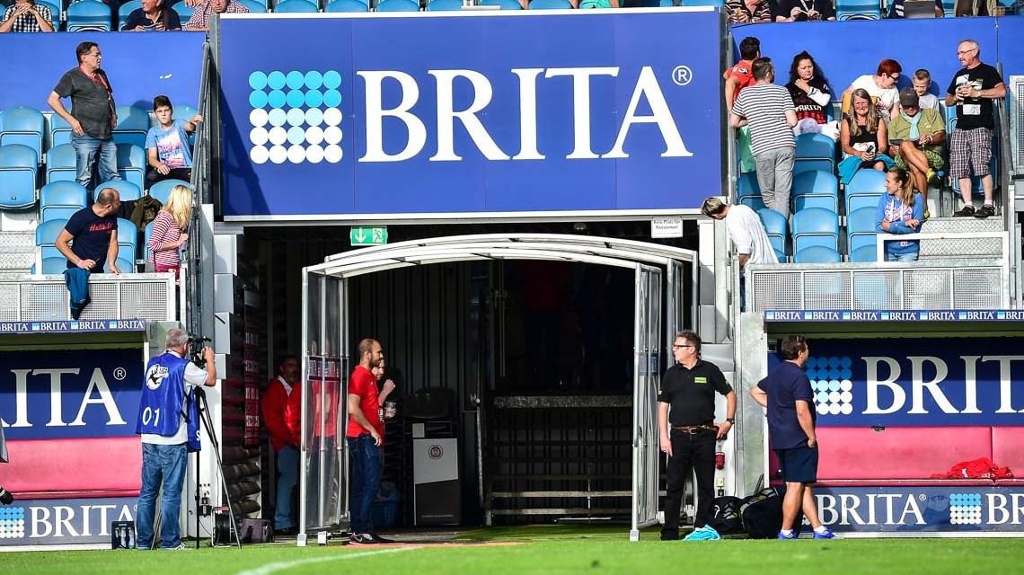 SV Wehen Wiesbaden empfängt am 34. Spiltag den 1. FC Magdeburg in der Brita Arena.