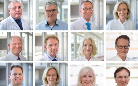 15 Mediziner aus den Wiesbadener Helios Kliniken unter Deutschlands Top Ärzetn. @2018 HSK Kliniken