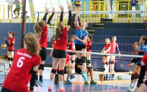 FTSV Straubing gewinnt 3. Internationales Jugend-Turnier des VCW. ©2018 Detlef Gottwald