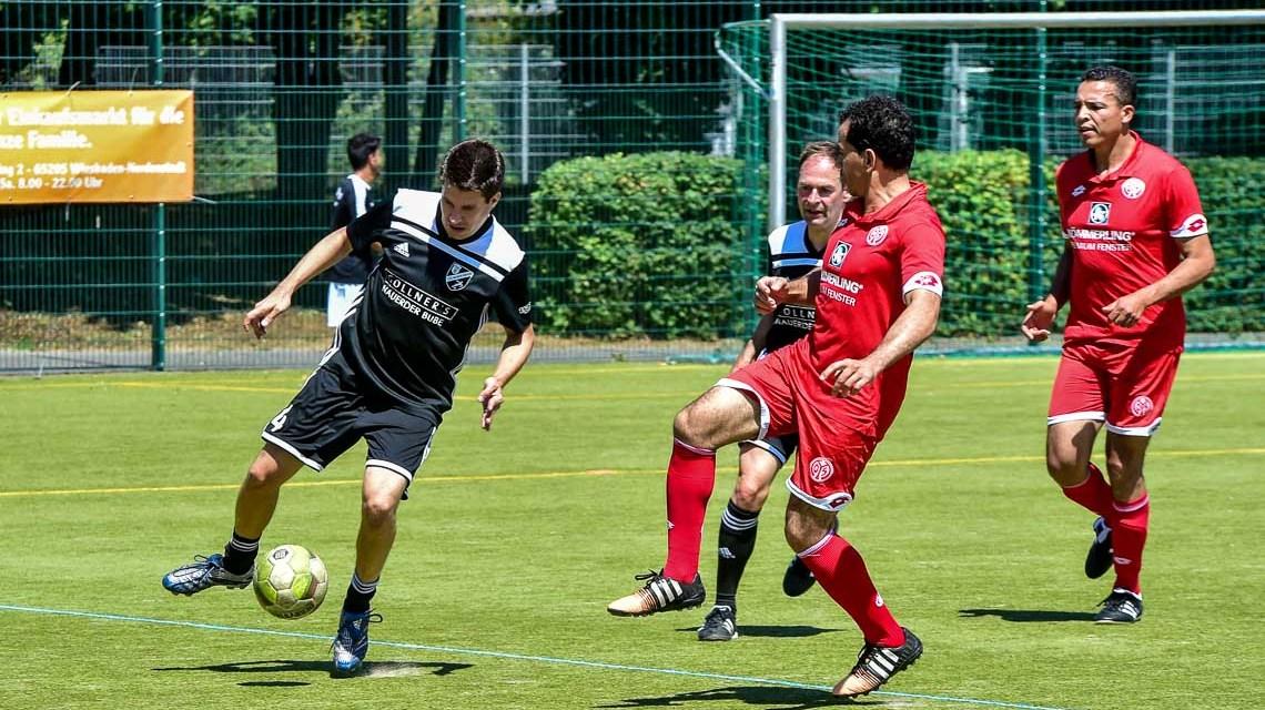 Fußball verbindet, so auch beim Fair Play Cup