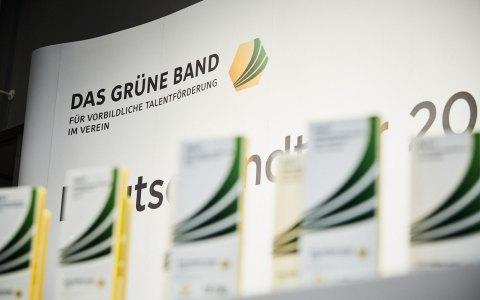 Das Grüne Band, Preis für gute Talentförderung. ©2018 Das Grüne Band