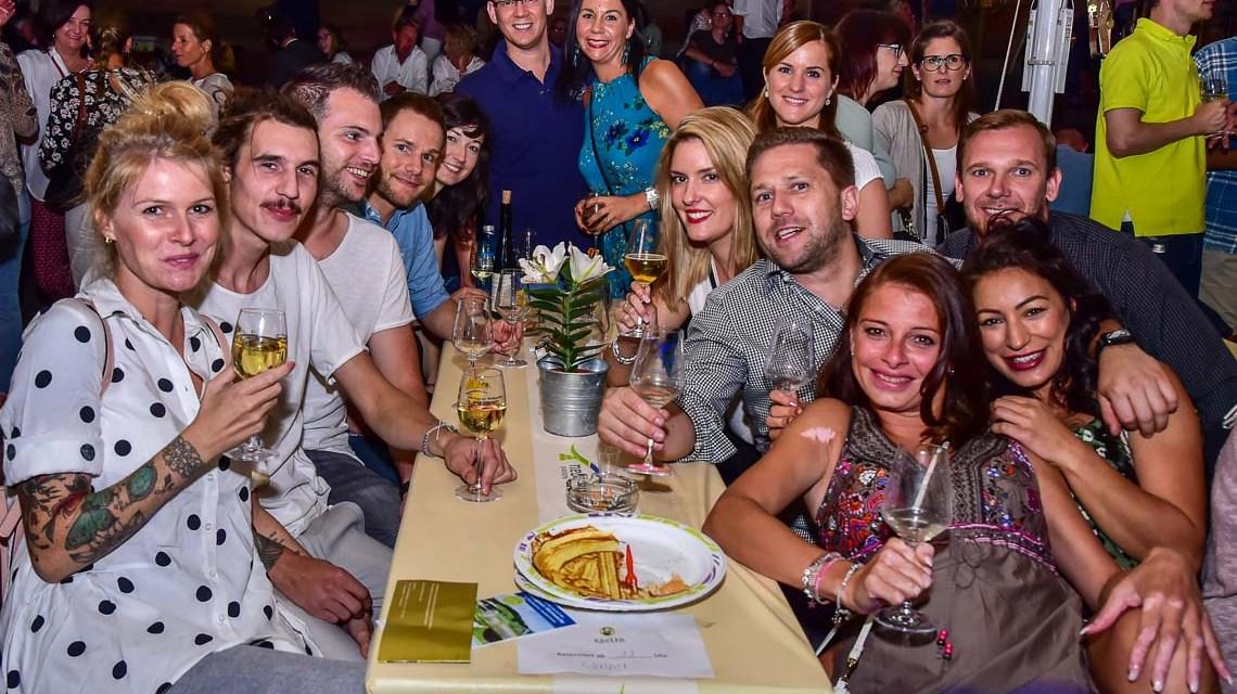 Die 43. Rheingauer Weinwoche ist eröffnet