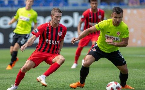 Fußball   3. Liga   SV Wehen Wiesbaden - Energie Cottbus   0:2 ©2018 Wiesbaden lebt!