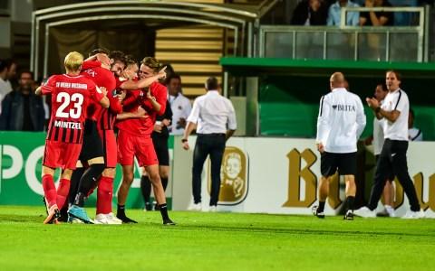 DFB Pokal 2018 / 2019 | 1. Hauptrunde | SV Wehen Wiesbaden - FC St. Pauli | 3:2