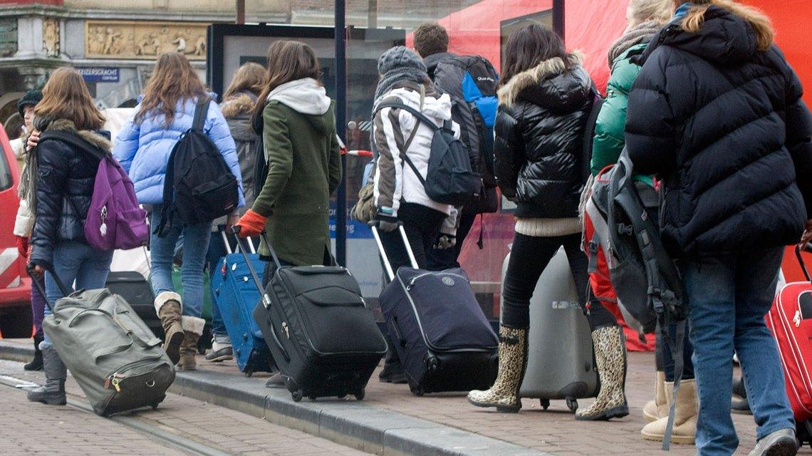 Touristen: Wiesbadens Tourismus boomt ©2018 Jos @ FPS-Groningen / Flickr / CC BY 2.0