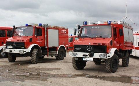 """Tag der Feuerwehr am 25. August unter dem Motto """"30 Jahre Unimog"""" ©2018 Flickr / Björn Breitsprecher / CC0 1.0"""