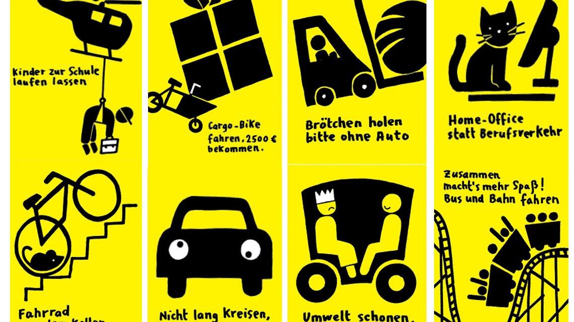 Wiesbadens Luft soll sauber werden, sio kann es gehen. ©2017 Agentur Scholz&Volkmer, Montage Wiesbaden lebt!