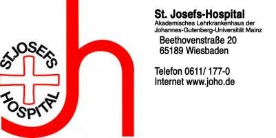Kontakt – St. Josefs-Hospital Wiesbaden GmbH |Beethovenstraße 20 | 65189 Wiesbaden | Tel. 0611-177-0