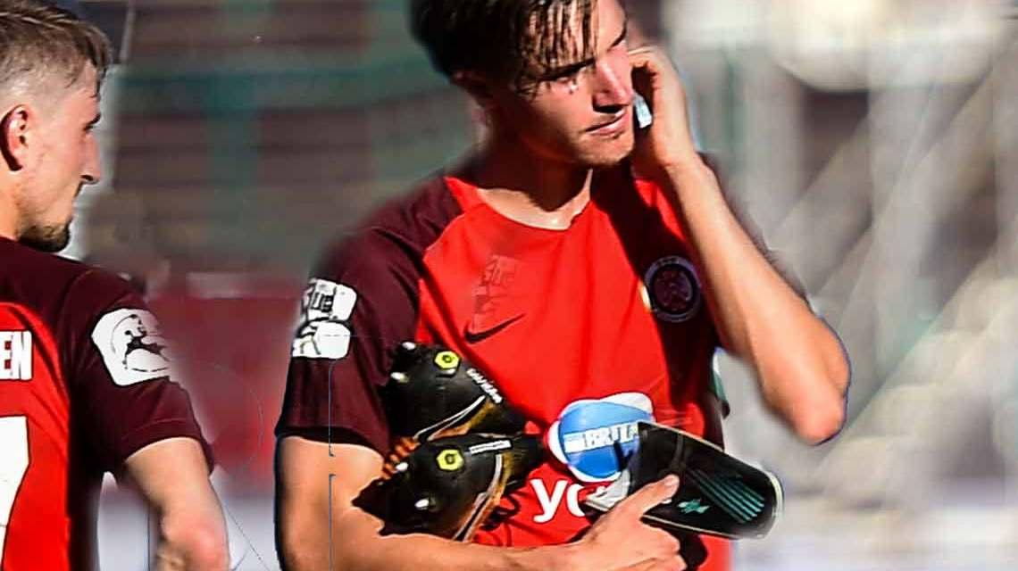 Fußball | 3. Liga | Saison 2018/2019 | 8. Spieltag | Preußen Münster - SV Wehen Wiesbaden | 3:0