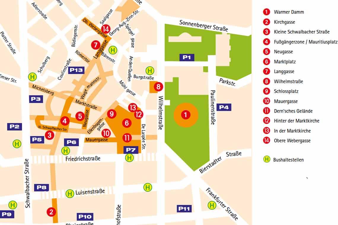 Wiesbadener Stadtfest 2018 | 28., 29. und 30. Oktober, freitags, samstags und sonntags