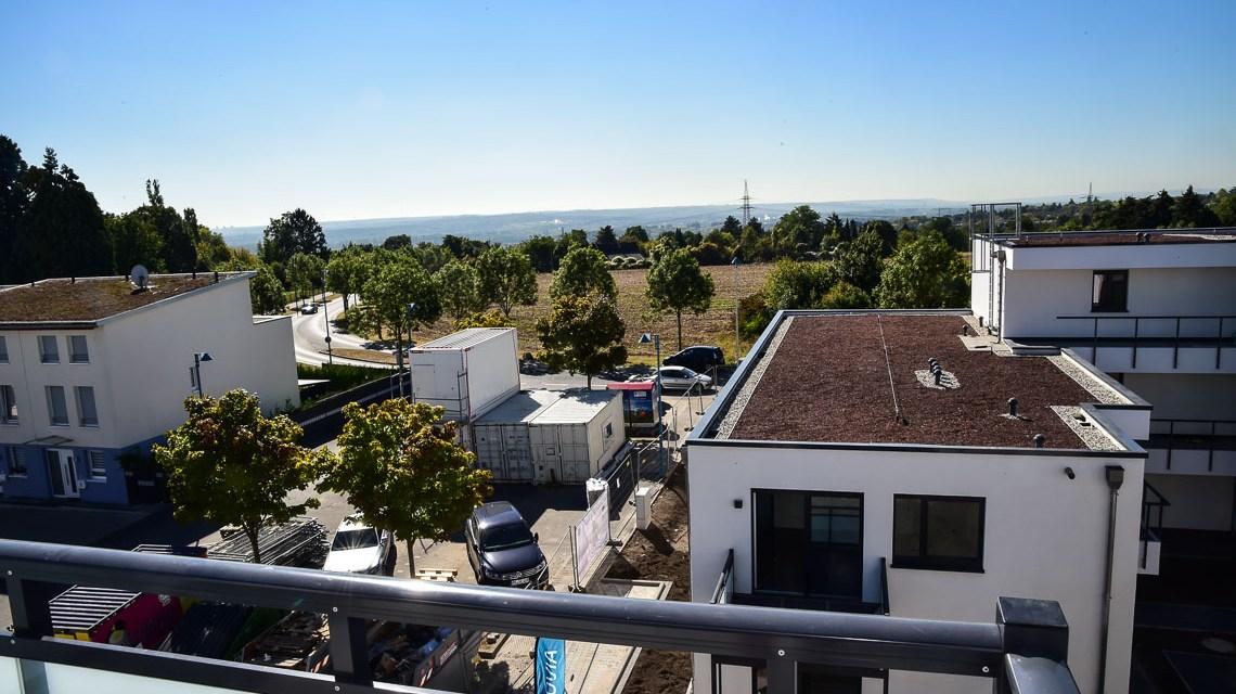 Neue Wohnungen: Vonovia stellt in Wiesbaden seinen Modulbau vor