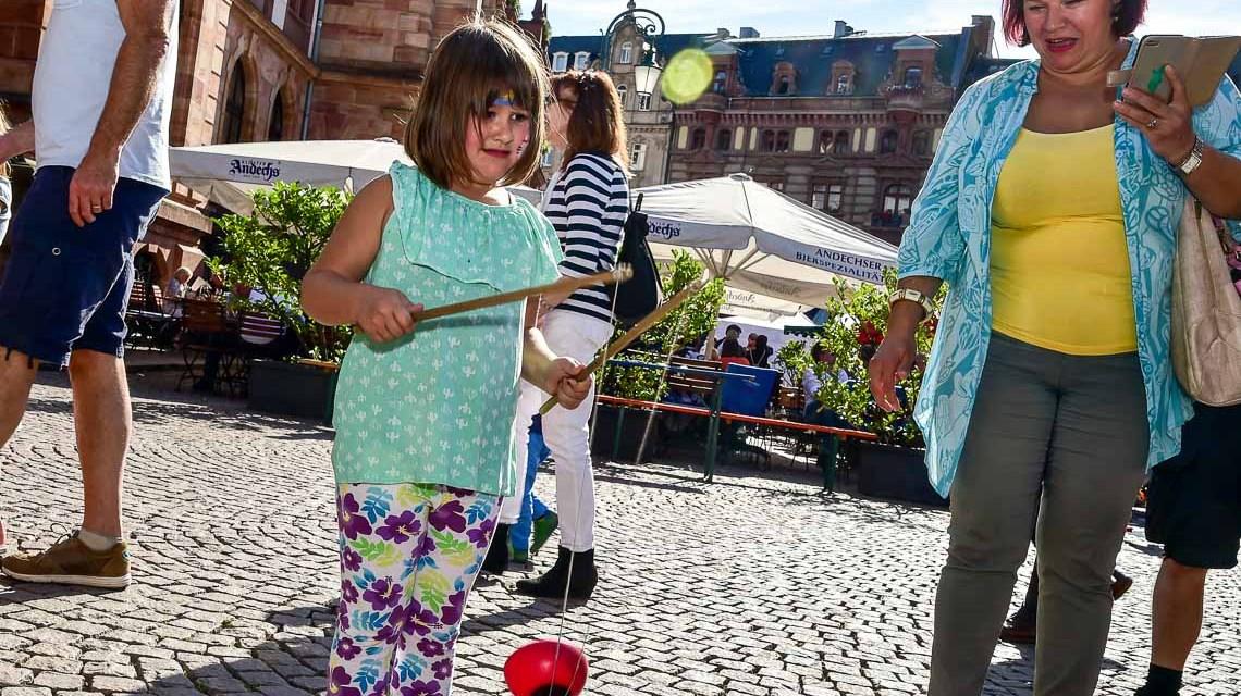 """Weltkindertagsfest: """"Kinder brauchen Freiräume"""""""
