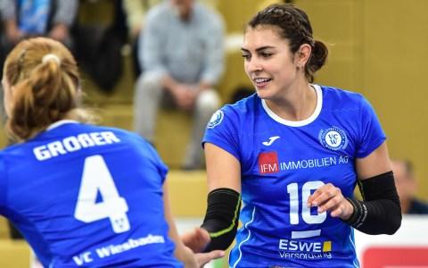 Saisonverbereitung 2018/2019 | Wiesbaden - Straubing | 3:1 | Morgan Morgan Bergren @Volker Watschounek