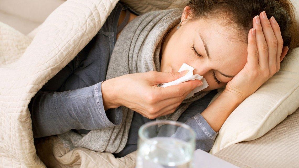 Ausreichend Luftfeuchtigkeit hilft, Erkältungskrankheiten zu vermeiden. ©2018 Wetteronline