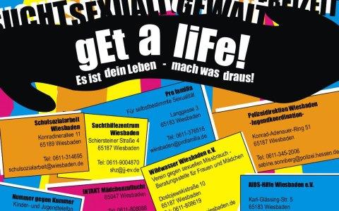 """Jugendaktionstag """"gEt a liFe! Es ist dein Leben – mach was draus!"""""""