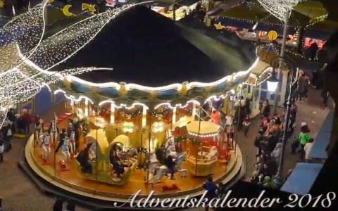Wiesbaden lebt! Adventskalender 2018. ©2018 Wiesbaden lebt!
