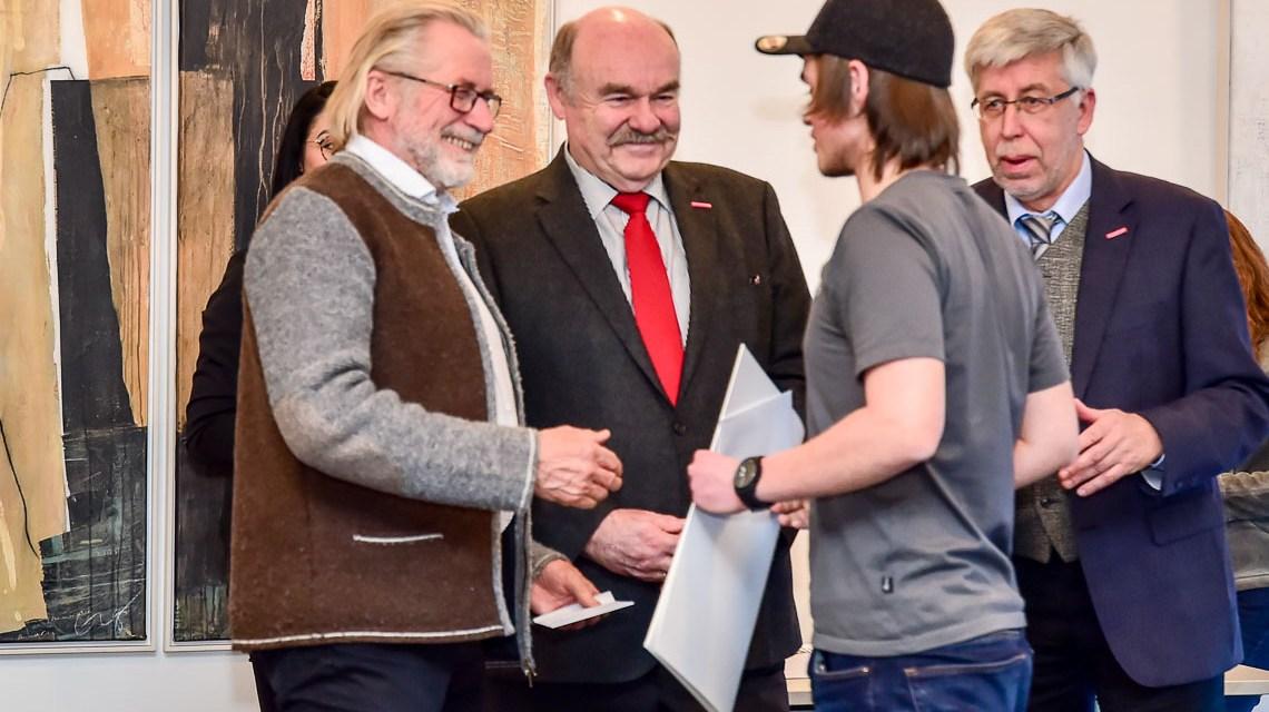 """Handwerkskammer: Botschafter für das Erfolgsmodell """"Karriere mit Lehre"""""""