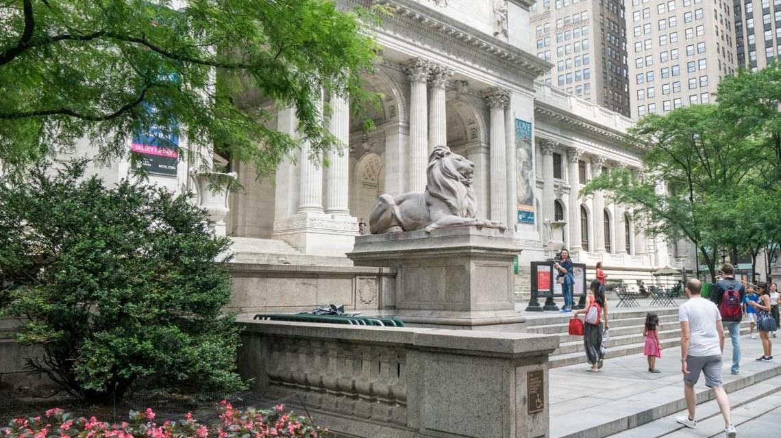 Ex Libris: Die Public Library von New York ©2018 Kool Filmdistribution