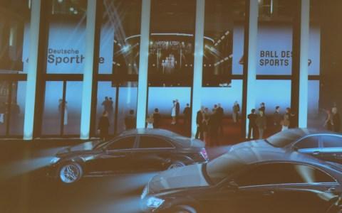 Pressekonferenz zur Seknacht und zum Ball des Sports in der Degouierhalle bei Henkell. ©2019 Volker Watschounek