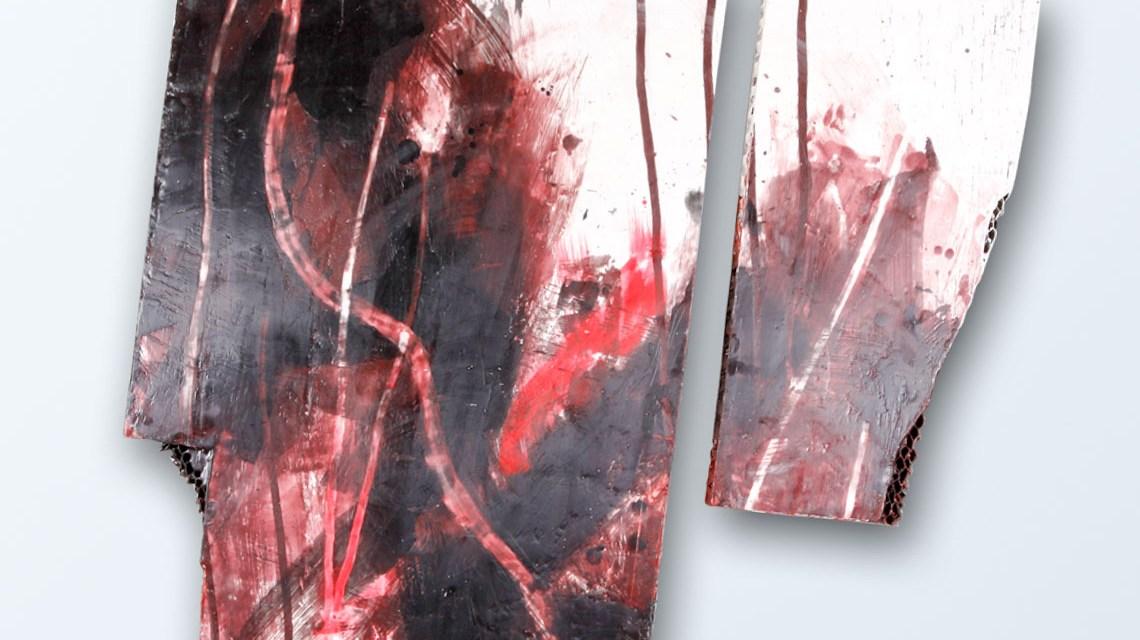 Vom 24. Januar bis zum 24. Februar 2019 zeigt der Kunstverein Bellevue-Saal neue Arbeiten des Künstlers Bernd Brach: FRAGMENTE.