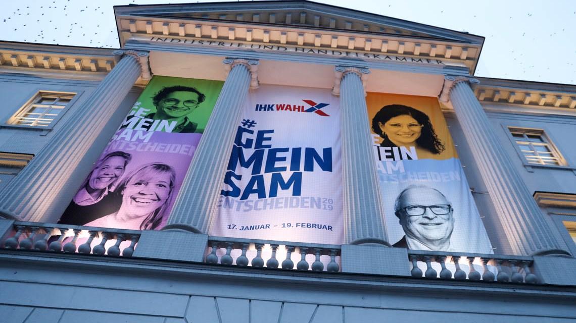 Neujahrtsempfang in der IHK Wiesbaden