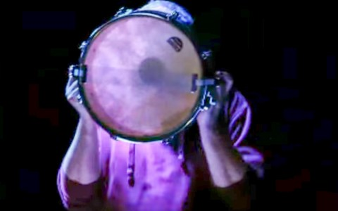 Joerg Fischer und Ingo Deuel – Recorded during Drums! Sounds! Beats! #3 in October 2015 at the Kreativfabrik ©2019 Andi, Wolfgang & Adrian