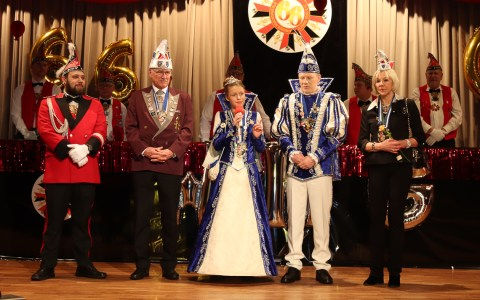 66 Jahre Wiesbadener Narren Garde