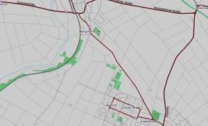 Buslinie 37 nach Igstadt. ©2019 Open Street Map