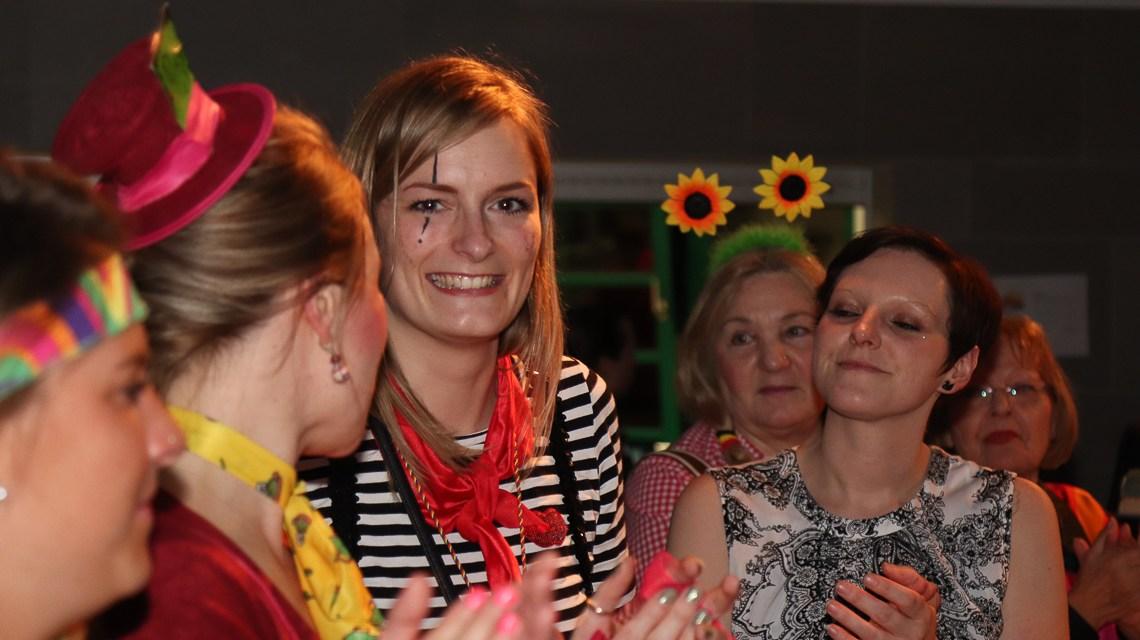 Hilde-Müller-Haus in fester Damenhand
