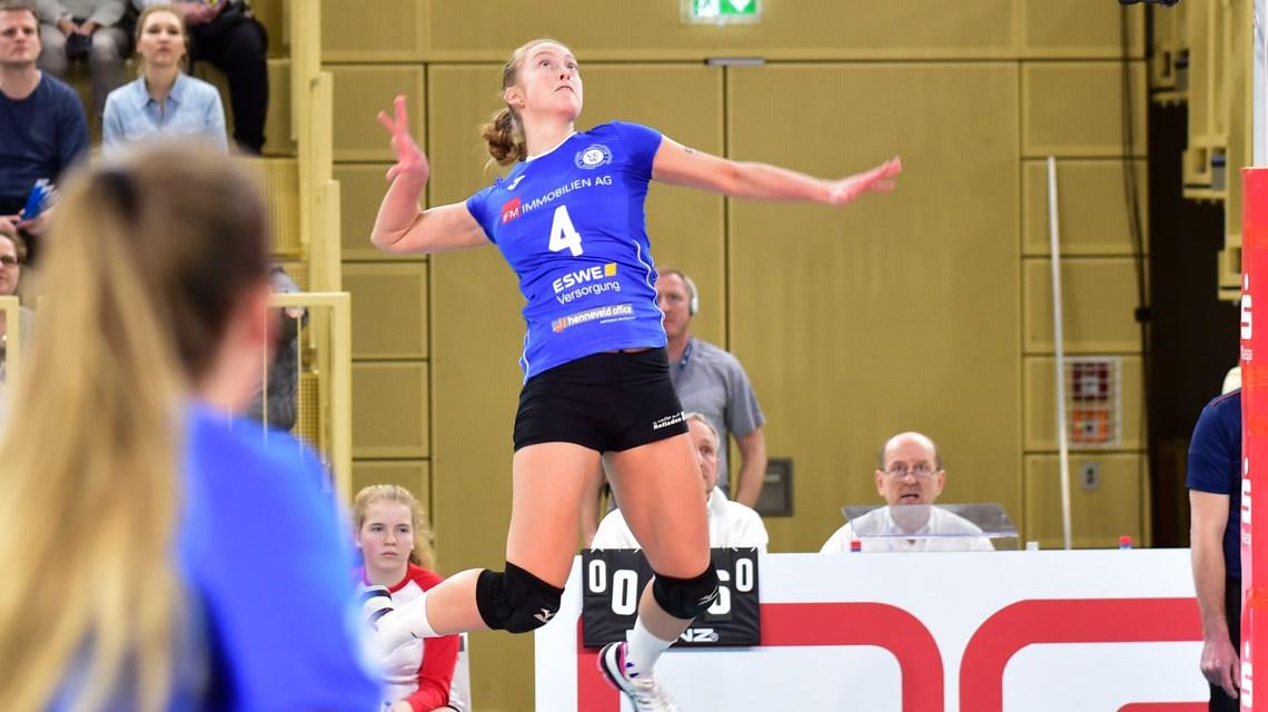 VCW verliert 1:3 gegen Vilsbiburg