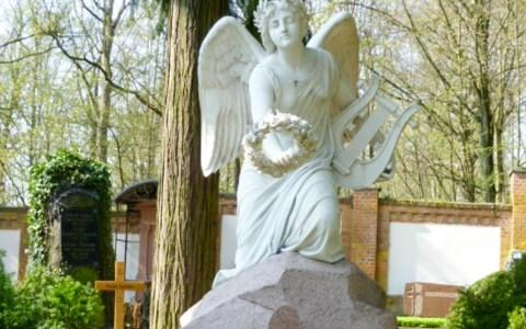 Grabdenkmal des Reichsgrafen Alfred Adelmann von Adelmannsfelden. ©2019 Adelmannsfelden